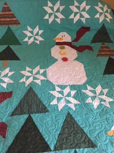 Nancys Snowman